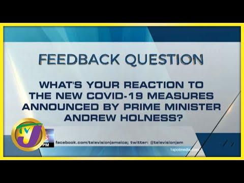 Feedback Question | TVJ News - August 10 2021