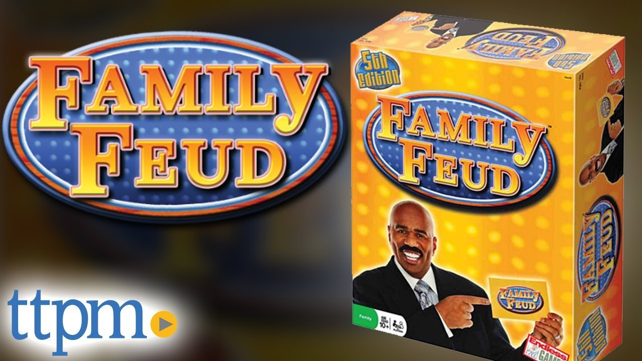 family feud from endless games - youtube, Powerpoint templates
