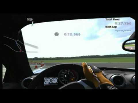 World Racers: Top Gear Test Track Leaderboard - Week 5