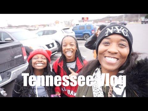 Travel Vlog I Tennessee