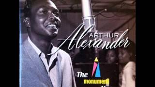 Arthur Alexander - Baby I love you