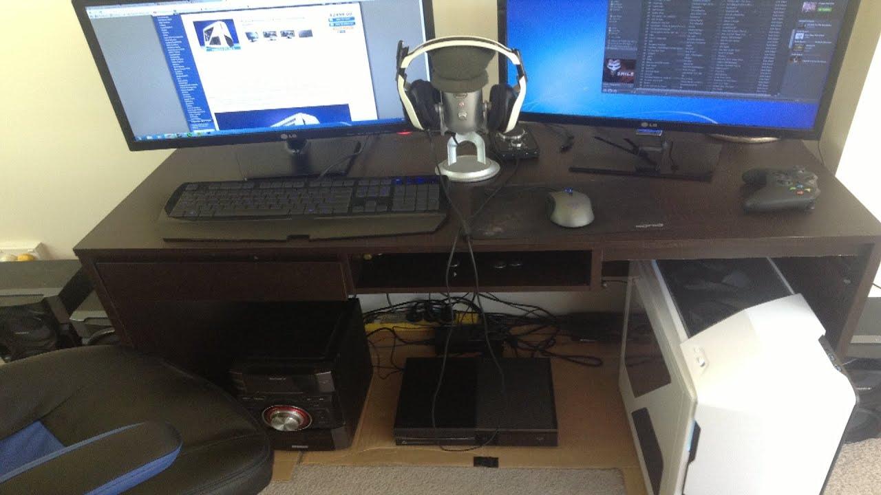 New Gaming Setup 2014 Pccg Phantom 780ti Gaming Pc