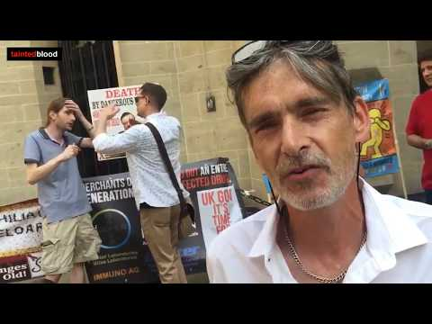 Department of Health - 21st June 2017 with Gary Webster