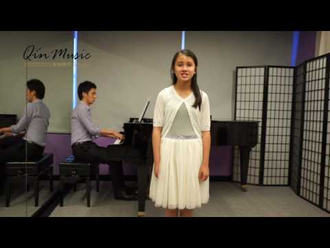 ABRSM Distinction Student Demo - Grade 5 Singing: Shenandoah