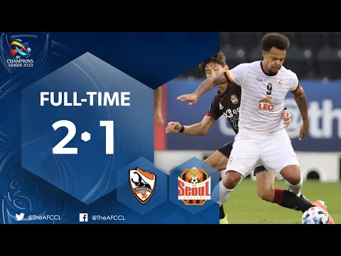 #ACL2020 : CHIANGRAI UNITED (THA) 2- 1 FC SEOUL (KOR) : Highlights