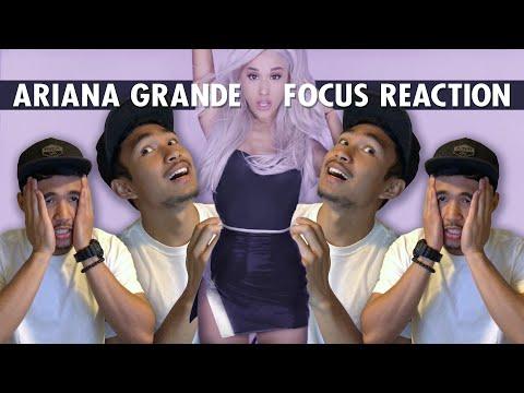 Ariana Grande - Focus Music Video Reaction | AWRG