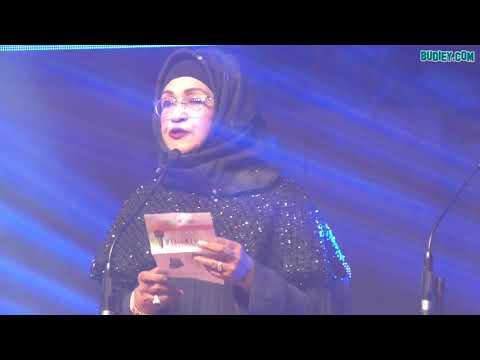 Pedas! Fauziah Nawi Sindir Artis Tak Hadir Anugerah Telenovela 2018