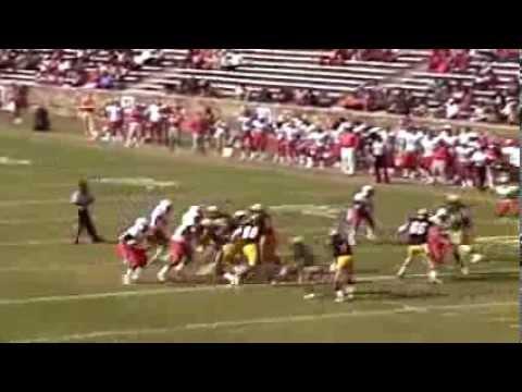 Football Gameplan's 2014 NFL Draft Small School Spotlight - Carlos Fields