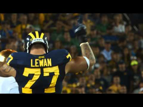 The Journey: Big Ten Football 2013 - Taylor Lewan