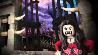 Lego Monster Fighters Story