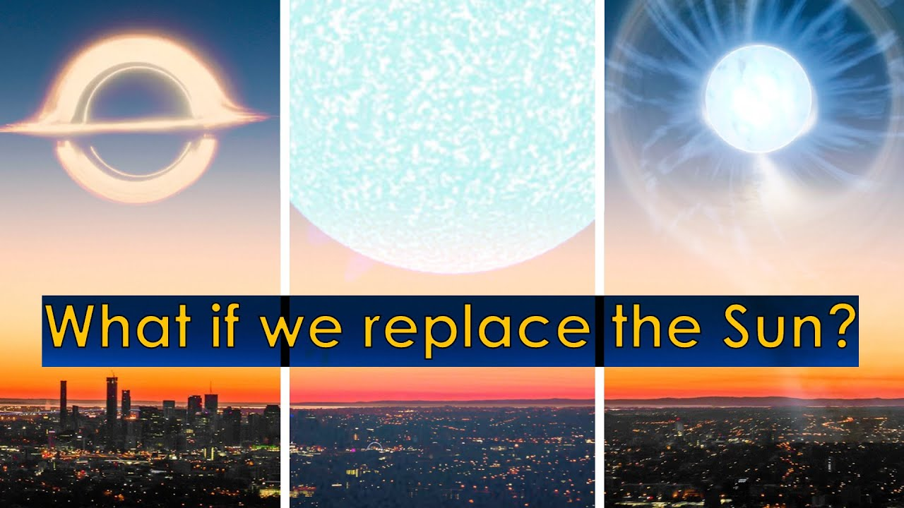 What if we replace the Sun with Extreme Space Objects?