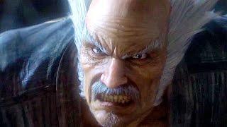 Tekken 7 - ГЕЙМПЛЕЙНЫЙ ТРЕЙЛЕР Е3 2016