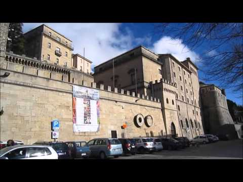 San Marino Historic centre