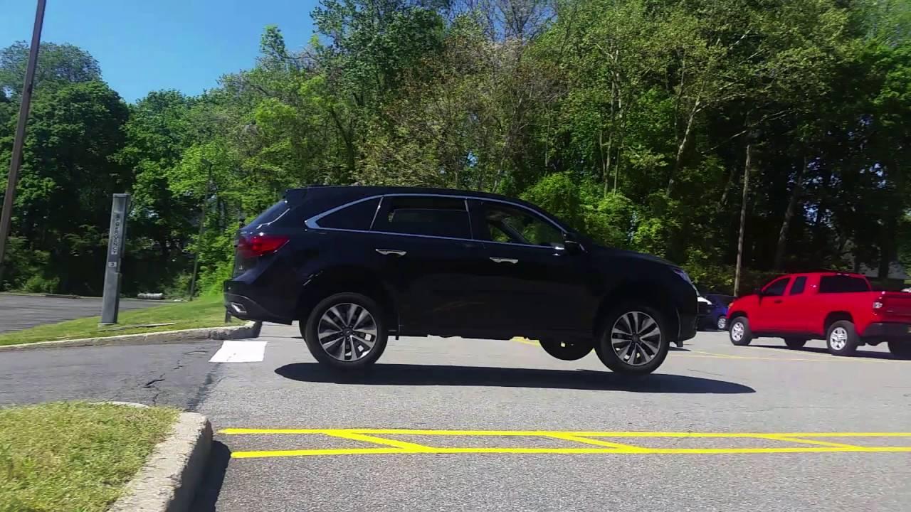 2017 Acura Mdx Off Roading