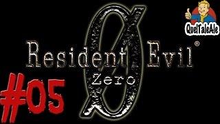 Resident Evil Zero 0 - Gameplay ITA - Walkthrough #05 - Statuine con fori ambigui