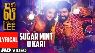 Bruce Lee Lyrical Video Songs Online