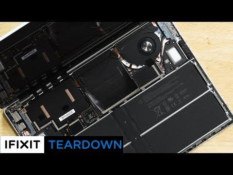 Microsoft Surface Laptop Teardown!