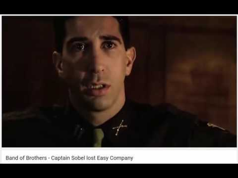 Band of Brothers-Captain Sobel lost Easy Company