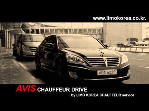 Limo Korea,chauffeur limousine service,Seoul, AVIS