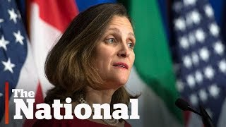 Latest NAFTA negotiations end in tough talk