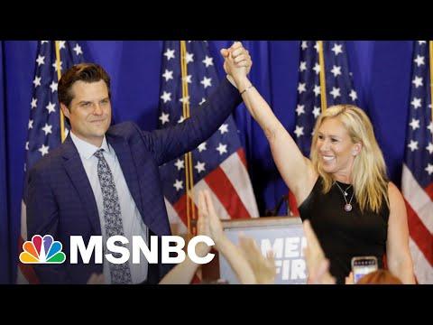 Trump Loyalists Matt Gaetz And Marjorie Taylor Greene Seek To Purge GOP Of 2020 Truth Tellers
