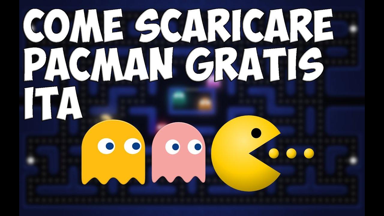 GIOCO GRATIS PACMAN SCARICA
