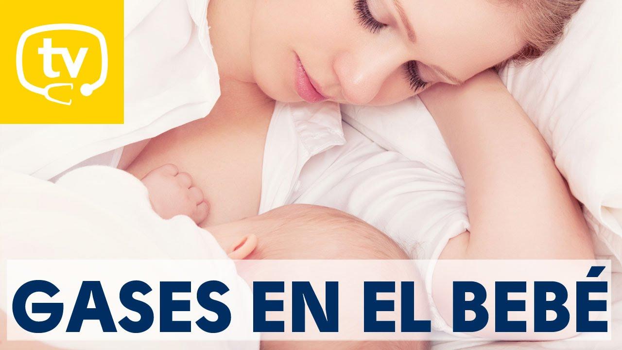 Dieta para evitar gases en los bebes