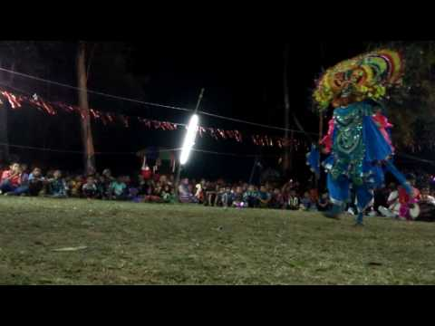 Chau dance of purulia WB