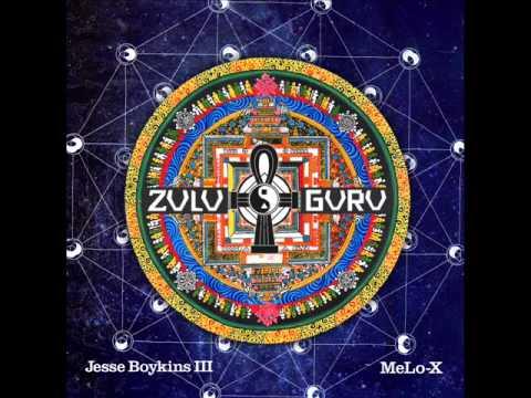 Jesse Boykins III & Melo X Zulu Guru Album Sample