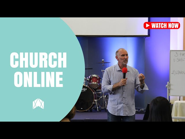 THINGS MY SCIENCE TEACHER NEVER TOLD ME - TODD FUNK - SUNDAY 25TH OCT - CHURCH ONLINE