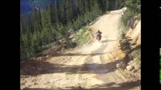 corkscrew pass trans america trail cobdr 2014