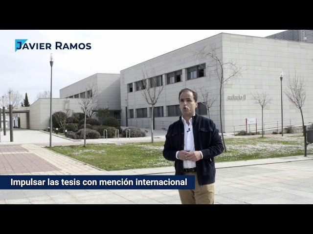 Impulsar los estudios de doctorado internacionales