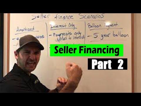 Seller Financing Part 2