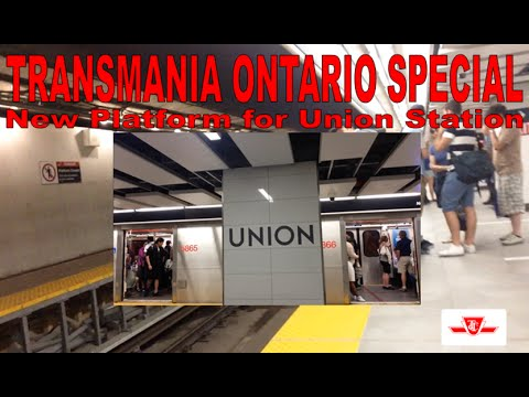TO SPECIAL - New Platform for Union Station