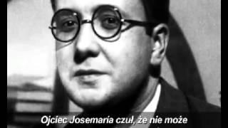 Kim był św. Josemaría Escrivá? (1902-1975)