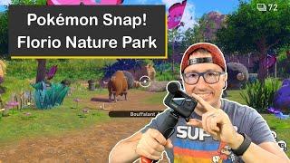 Pokémon Snap! Florio Nature Park
