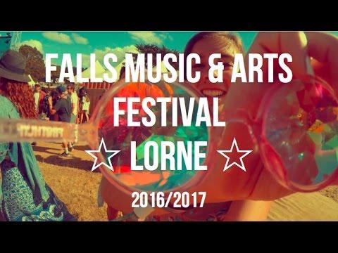 FALLS FESTIVAL ☆ LORNE ☆ 2016/17