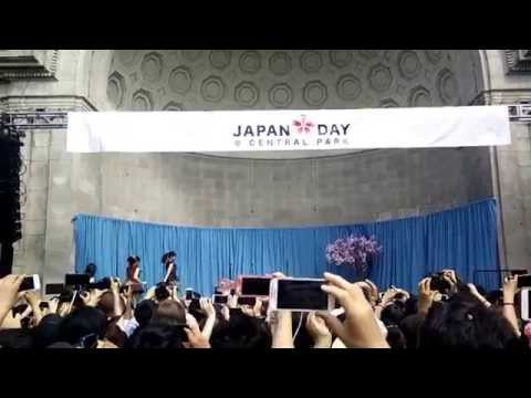 AKB48 LIVE JAPAN DAY NYC 2015 1/4 Heavy Rotation