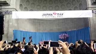 AKB48 LIVE JAPAN DAY NYC 2015 1/4 Heavy Rotation