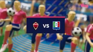 Patriotas vs Once Caldas - Mejores jugadas  - Fecha 16   Liga Aguila II 2018