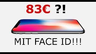 IPHONE X für 83€ ?! Unboxing und erster Eindruck - Venix [4K]