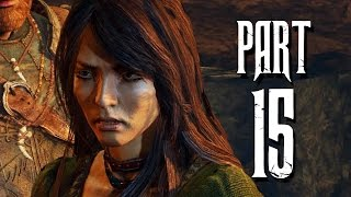 Middle Earth Shadow of Mordor Walkthrough Part 15 - THE DARK MONUMENT