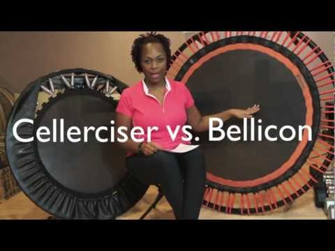 My Cellerciser vs. Bellicon with Insanity Review