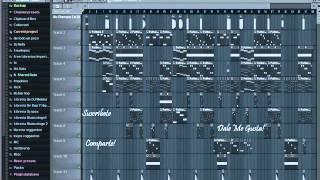 Cosculluela-No piensas en mi (Remake Fl Studio)