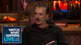 Chris Noth Reads a Sneak Peek of Andy's New Book, SUPERFICIAL | WWHL