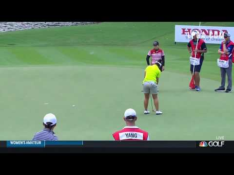 Megan Khang Third Round Highlights - 2018 Honda LPGA Thailand