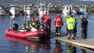 07 05 2016 Mand fundet død i havnen