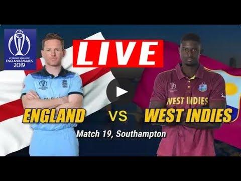 Live: England vs West Indies, Match 19 – Live Cricket Score