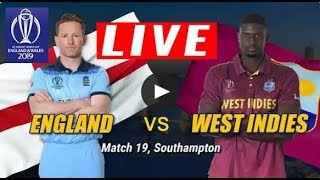 Live: England vs West Indies, Match 19 - Live Cricket Score