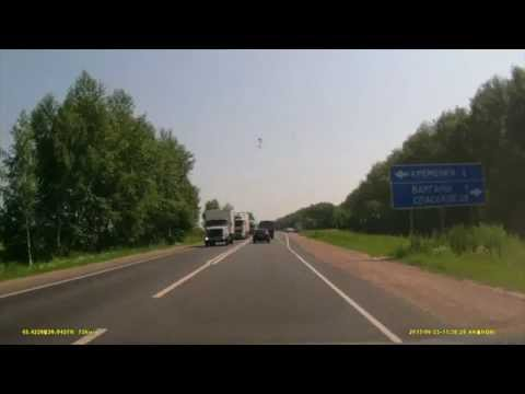 2. Нижний Новгород – Казань.